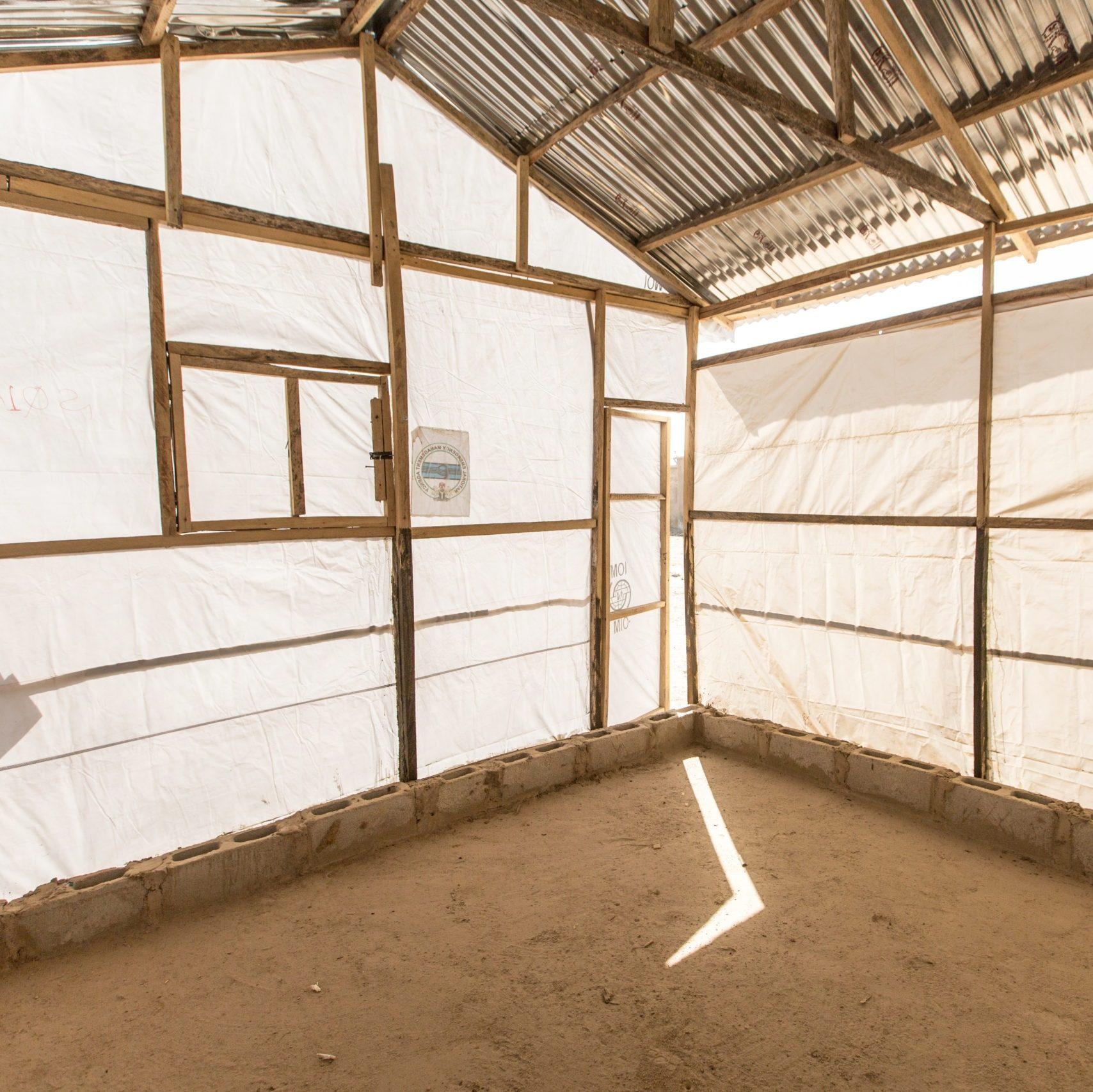Photo du projet Shelter Projects / Abris humanitaires : soutenir l'auto-assistance avec des ressources limitées de Sheltreprojects.org