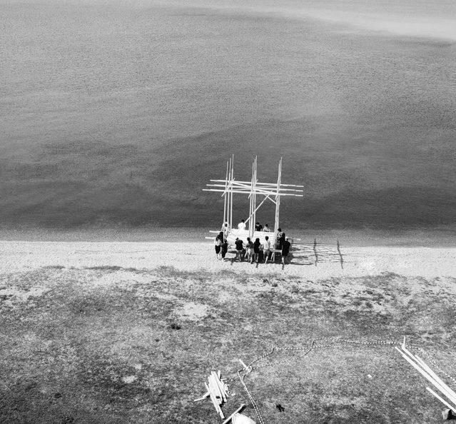 Photo du projet Becoming Léman: GARDENS  de EPFL / ALICE (Atelier de la conceptions de l'espace)