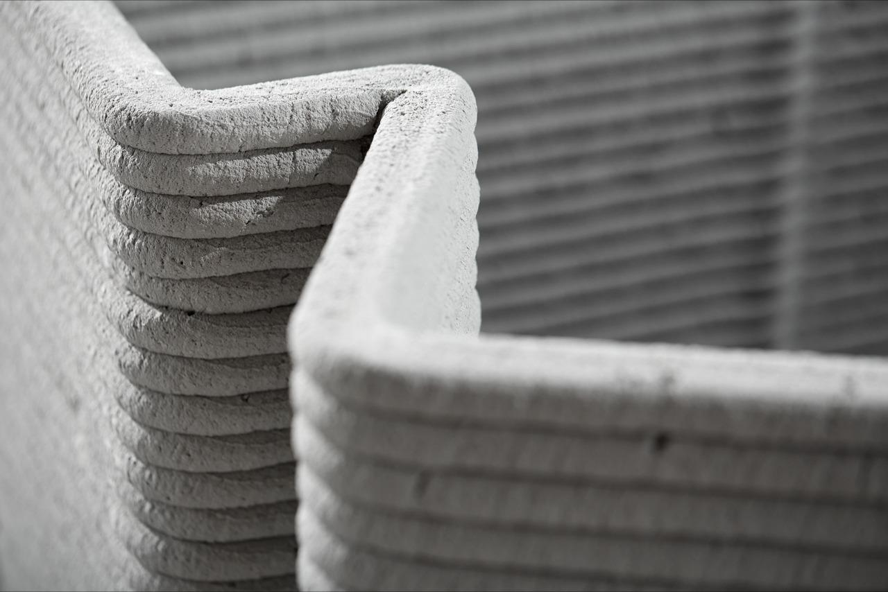 Photo du projet Décroissance architecturale Oulerenoncement au gaspillage architectural de Projet de recherche MAS ETH DFAB Design & Fabrication