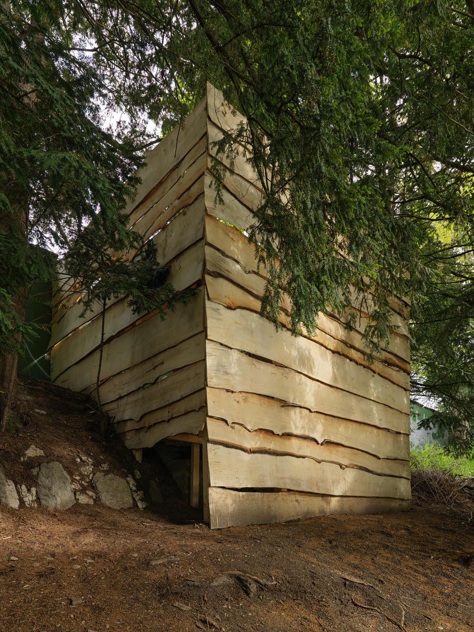 Photo du projet The green door project - 24/7 space de HEAD STUDENTS - GENEVA